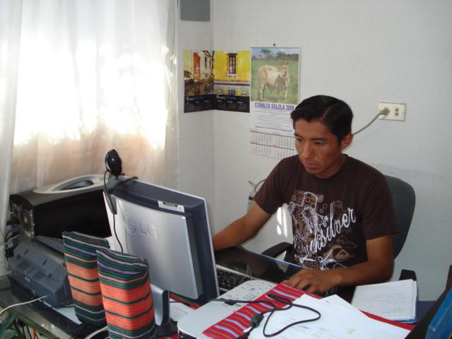 NUESTRA FAMILIA EN GUATEMALA