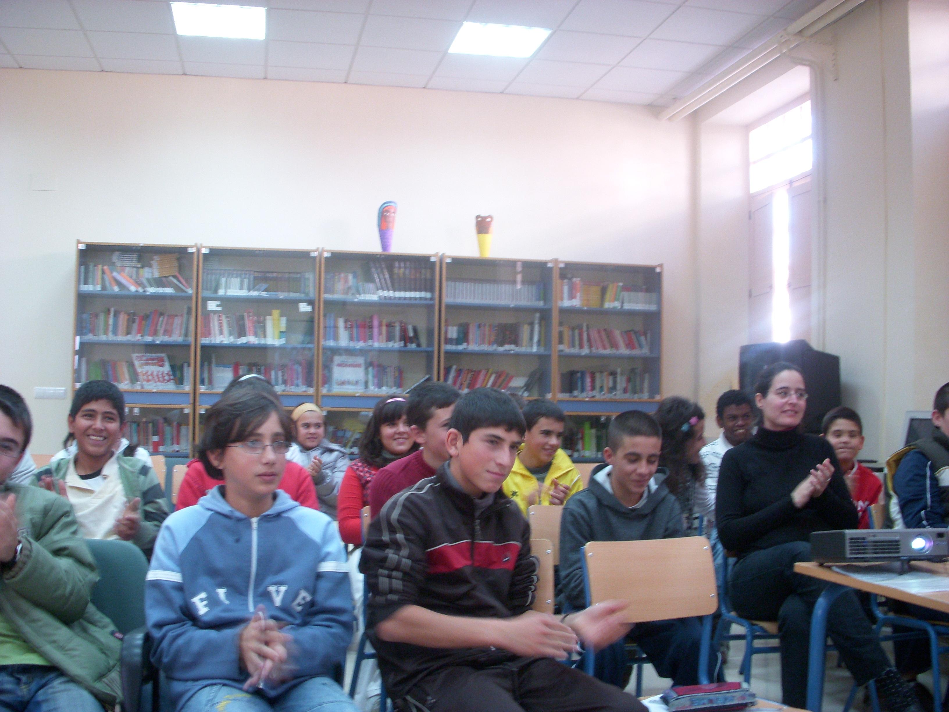 Colaboración del Instituto de Enseñanza Secundaria SÁCILIS con Maizca.