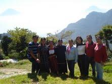 DESDE LA FAMILIA DE MAIZCA EN GUATEMALA