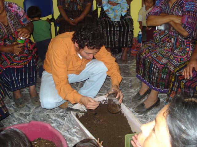 Centro de Promoción y Desarrollo Rural de MAIZCA en Sololá – Guatemala