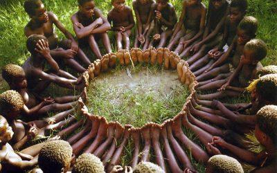 El mundo se construye en grupo