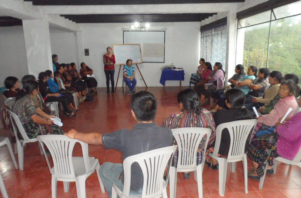 Visita a Guatemala de personal voluntario de MAIZCA – ESPAÑA