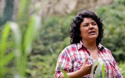 Asesinan a Berta Cáceres