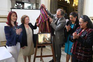 Diputadas de Guatemala buscan impulsar acciones legislativas a favor de las mujeres.