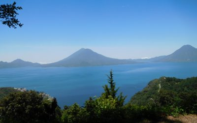 Con Maizca en Guatemala