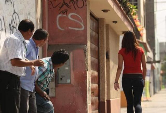 Estos puntos son donde las mujeres sufren más acoso sexual en la ciudad de Guatemala