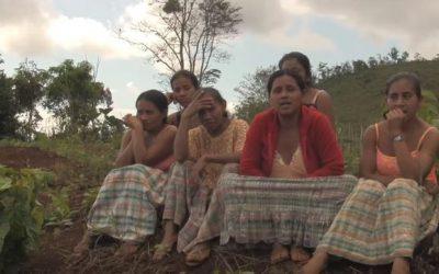 Las indígenas de Guatemala pueden poner en problemas a las multinacionales de la minería.