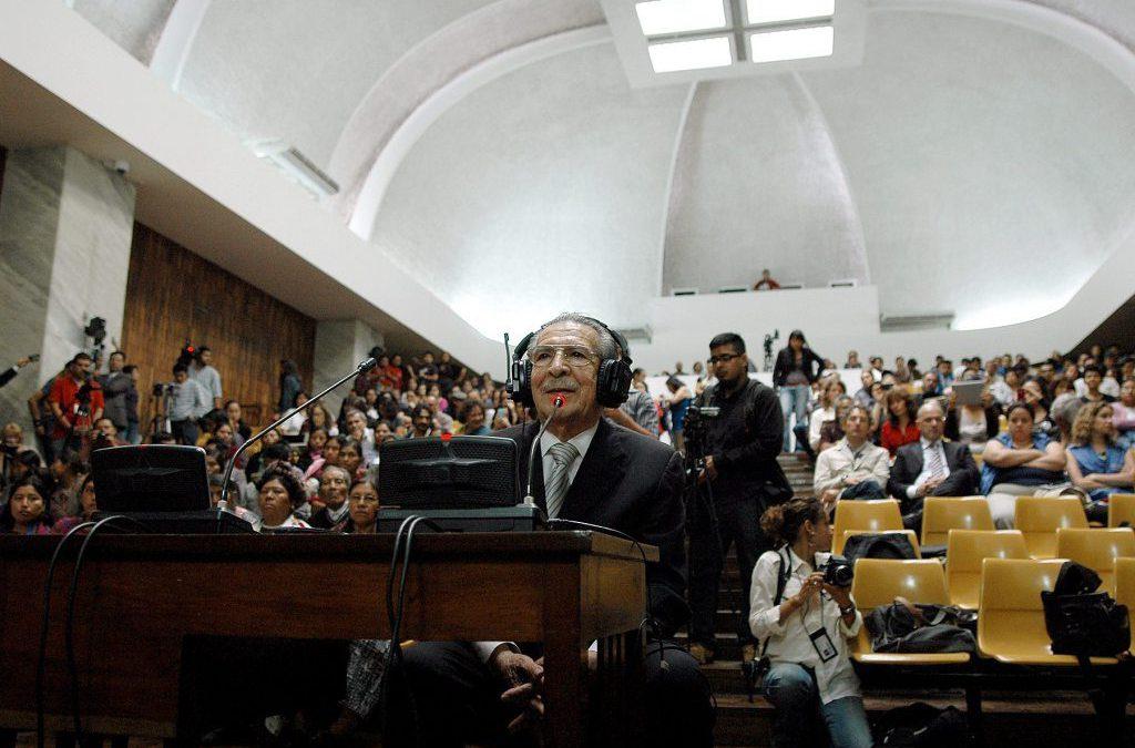 El juicio por genocidio que no terminó