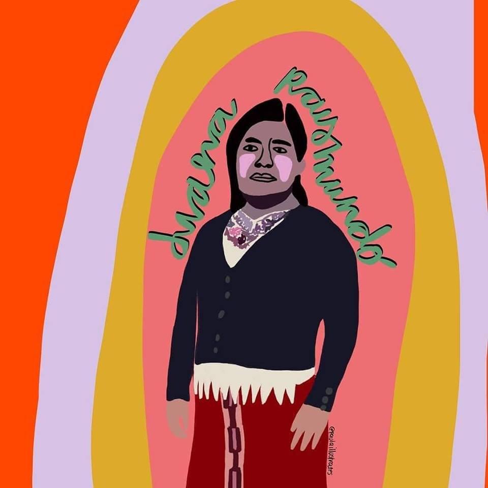 Asesinato de Juana Raymundo, defensora de los derechos humanos.