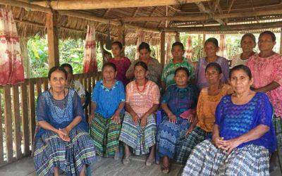 Las abuelas de Sepur Zarco