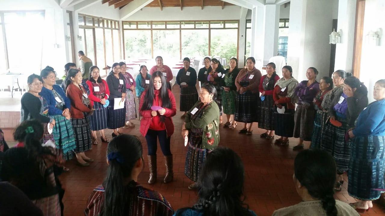 Mujeres indígenas empoderadas y libres de violencia, un desafío en Sololá