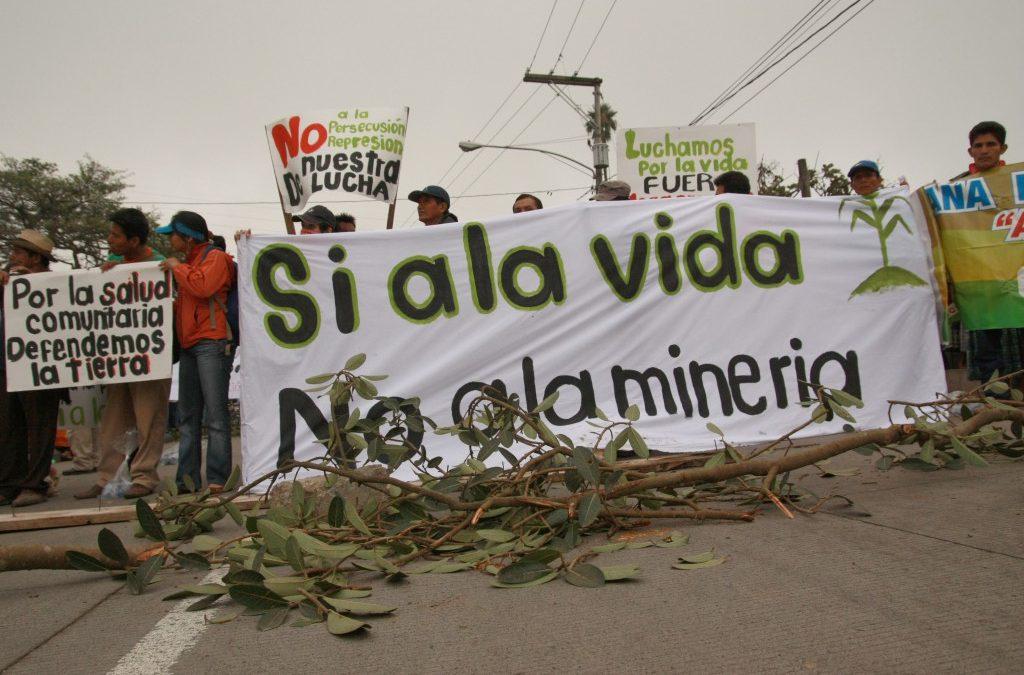 El botín de las transnacionales está en Guatemala