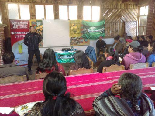 Promotores y promotoras en agroecología