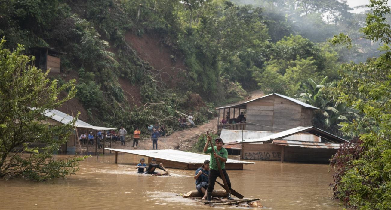 Emergencia humanitaria en Centroamérica: llueve sobre mojado